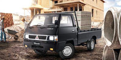 Banner Mitsubishi L300