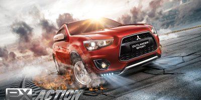Mitsubishi Outlander Sport - Gallery - 01