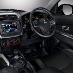 Carbon Printed Dashboard and Door Panel