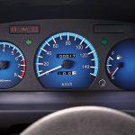 Speedometer Dilengkapi Tachometer