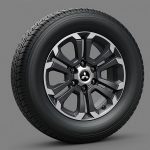 18 Inchi Alloy Wheels (Ultimate)